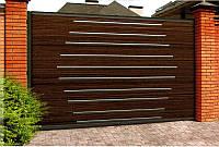 Откатные ворота DoorHan Premium 2,8 м * 2 м, фото 1