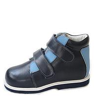 Детские ортопедические ботинки Sursil-Ortho AV09-16
