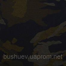 Ткань джерси камуфляж