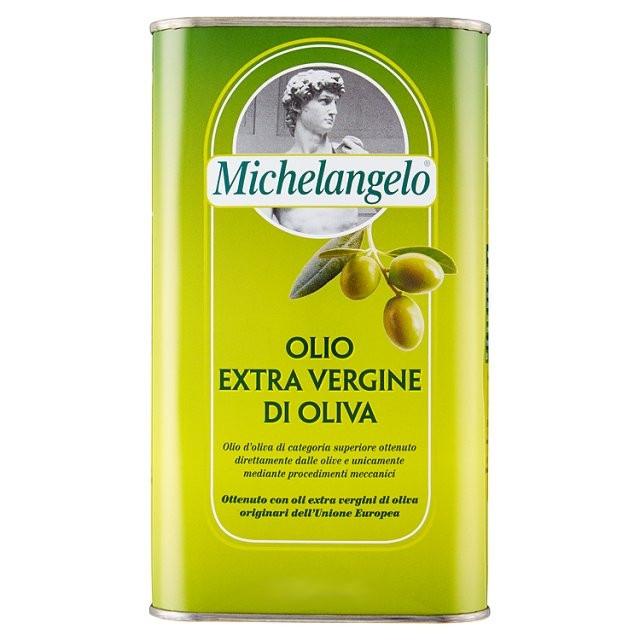 """Оливковое масло """"Michelangelo"""" Микелянжело Olio Extra Vergine Di Oliva 5л"""