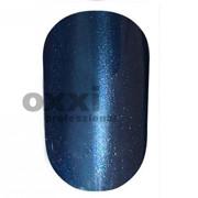 """Гель лак Oxxi """"Кошачий глаз"""" №026 (синий магнитный),8 мл"""