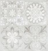 Плитка для пола матовая керамическая SunDec collection DECOR LOL 60х60