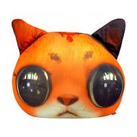 """Антистрессовая игрушка """"Кот глазастый"""" Danko Toys"""