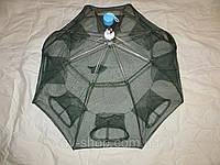 Раколовка зонтик  100 см.(8 ходов), раколовки,товары для рыбалки.