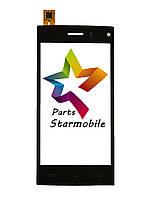 Сенсорный экран для мобильного телефона Leagoo Lead 3,черный
