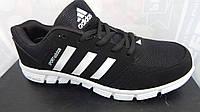 """Мужские кроссовки """" Adidas Sport black """""""