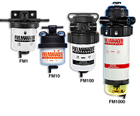 Сепаратор дизельного топлива в сборе FM1000 (30 микрон)