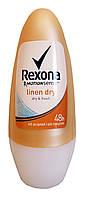 Антиперспирант шариковый Rexona Linen Dry Комфорт льна - 50 мл.
