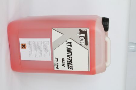 """Антифриз-концентрат Красный """"Antifreeze M"""" 25л"""