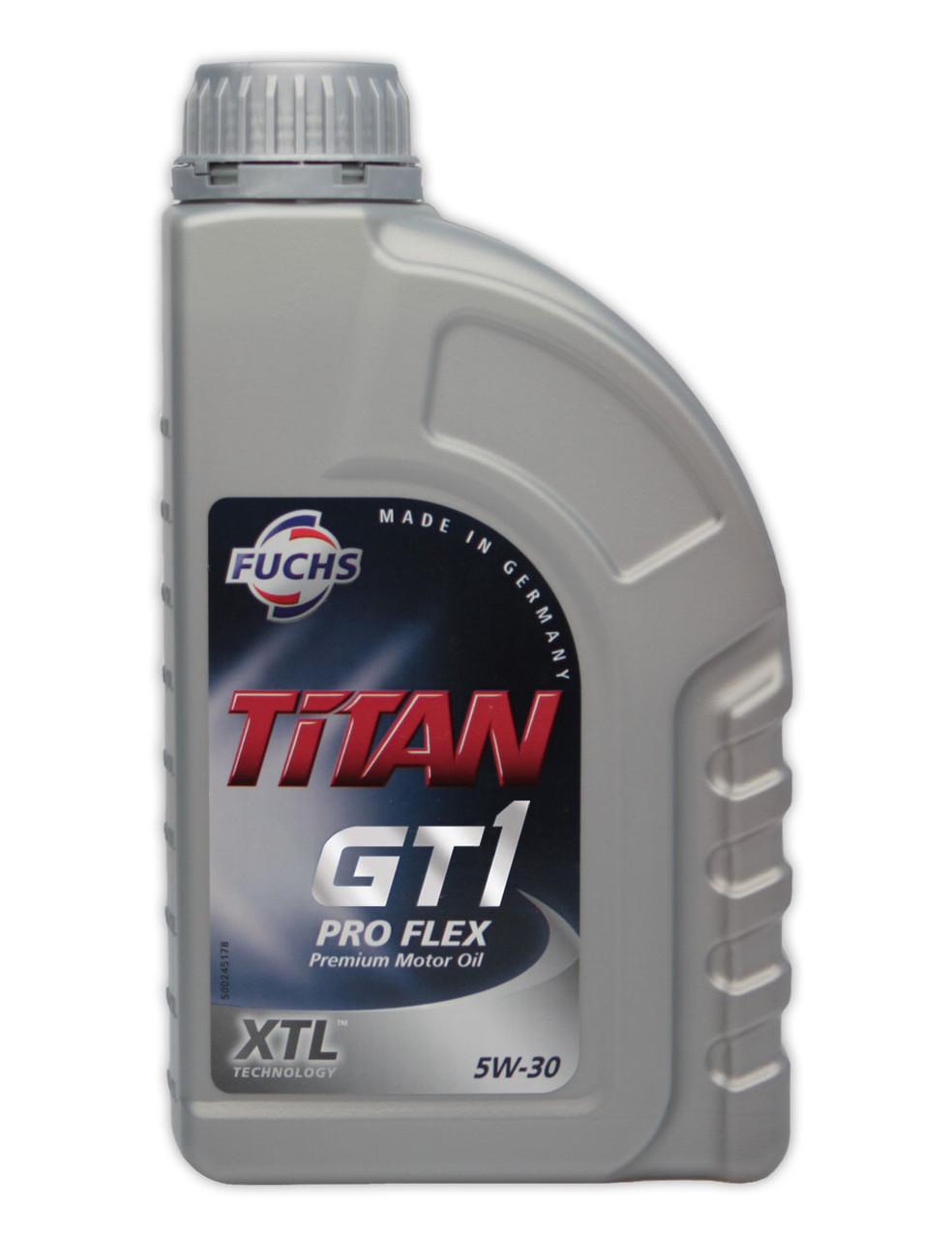 Масло моторное FUCHS TITAN GT 1 PRO FLEX 5W30 XTL 1L