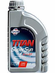 Масло моторное FUCHS TITAN SUPERSYN F ECO-DT 5W30 1L