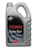 Масло моторное FUCHS TITAN SUPERSYN 5W40 4L