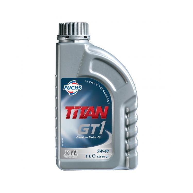Масло моторное FUCHS TITAN GT 1 5W40 XTL 1L