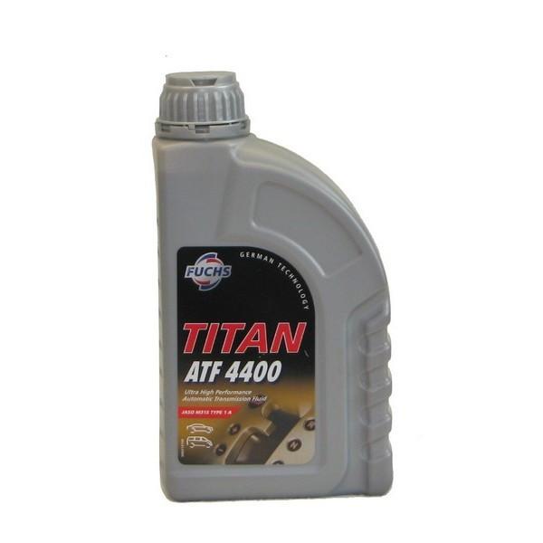 Масло трансмиссионное FUCHS TITAN ATF 4400 1L