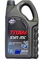 Масло моторное FUCHS TITAN SYN MC 10W-40 4L
