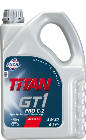 Масло моторное FUCHS TITAN GT 1 PRO C-2 5W30 4L