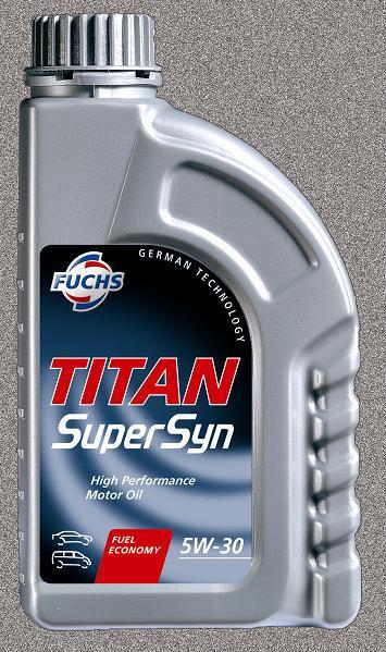 Масло моторное FUCHS TITAN SUPERSYN 5W30 1L