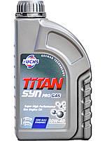 Масло моторное FUCHS TITAN SYN PRO GAS 10W40 1L