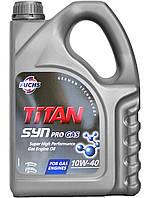 Масло моторное FUCHS TITAN SYN PRO GAS 10W40 4L