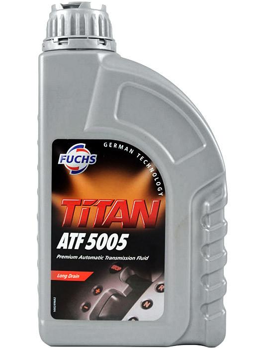 Масло трансмиссионное FUCHS TITAN ATF 5005 1L