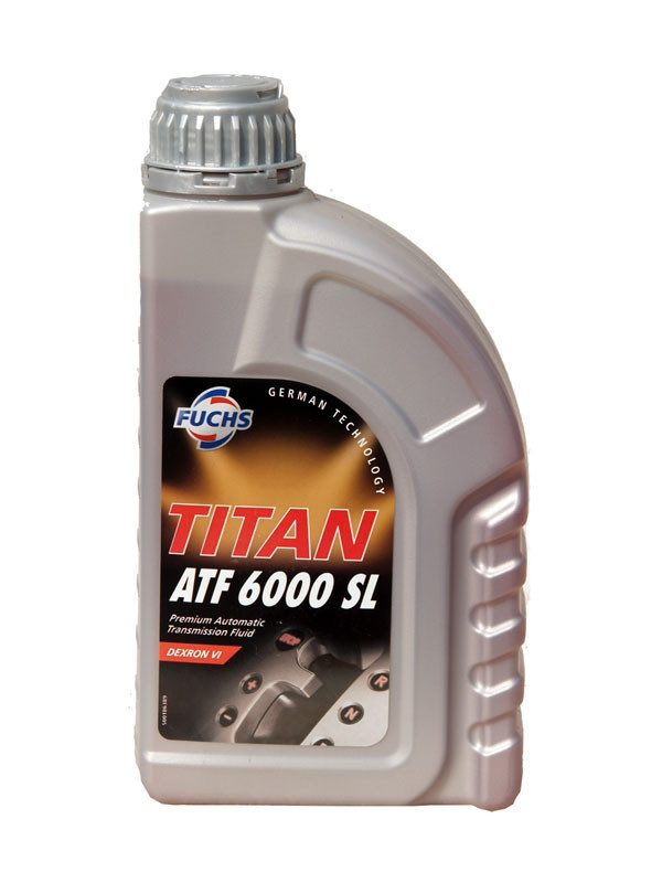 Масло трансмиссионное FUCHS TITAN ATF 6000 SL 1L