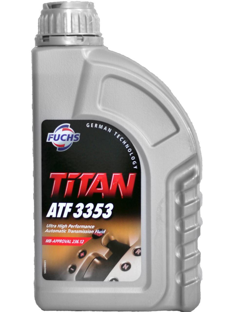 Масло трансмиссионное FUCHS TITAN ATF 3353 1L