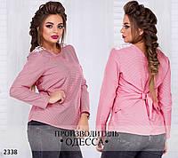 Рубашка норма+батал 2338 /Фл