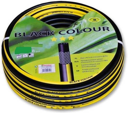 "Поливочный шланг BLACK COLOUR 1/2""  - 30м, фото 2"