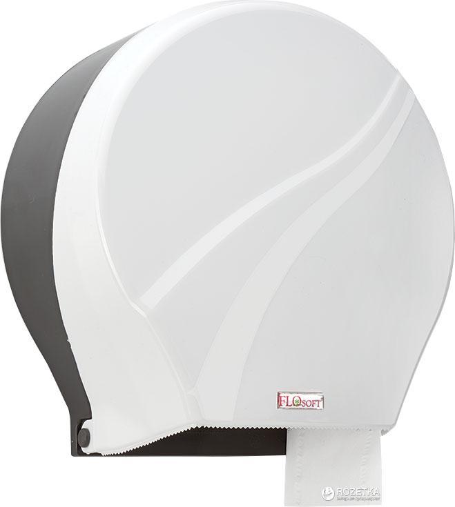Диспенсер для туалетного паперу, АБС пластик, Ф165
