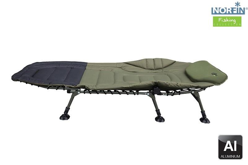 Карповая кровать Norfin Bristol (Премиум серия)