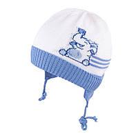 Шапка деми для новорожденных TuTu арт.3-003340( 38-42, 42-46)