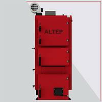 Котел на твердом топливе длительного горения Альтеп КТ-2Е на 25 кВт