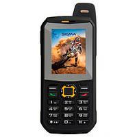Мобильный телефон Sigma mobile X-treme 3GSM Black Orange (Sigma mobile X-treme 3GSM Black Orange)