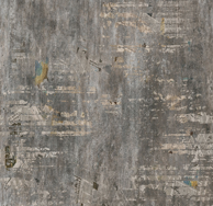 Плитка керамгранит напольная мат  SunDec collection NEWSPAPER 60х60