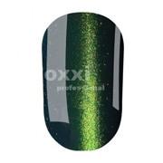 """Гель лак Oxxi """"Кошачий глаз"""" №038 (темный травяной магнитный),8 мл"""