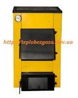 Бюджетный котел Буран-Mini 14П с варочной поверхностью площадь отопления до 140 кв м