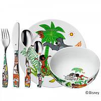 Набор детской посуды WMF Dschungelbuch 6 предметов 1283309964
