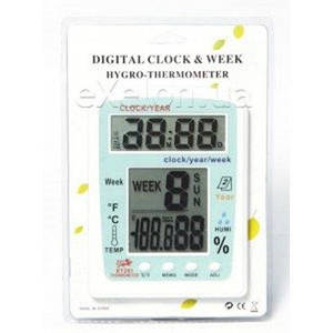 Термометр-гигрометр комнатный (метеостанция) TS KT 201