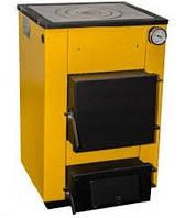 Твердотопливные котлы Буран-Mini 18П с варочной поверхностью площадь отопления до 180 кв м
