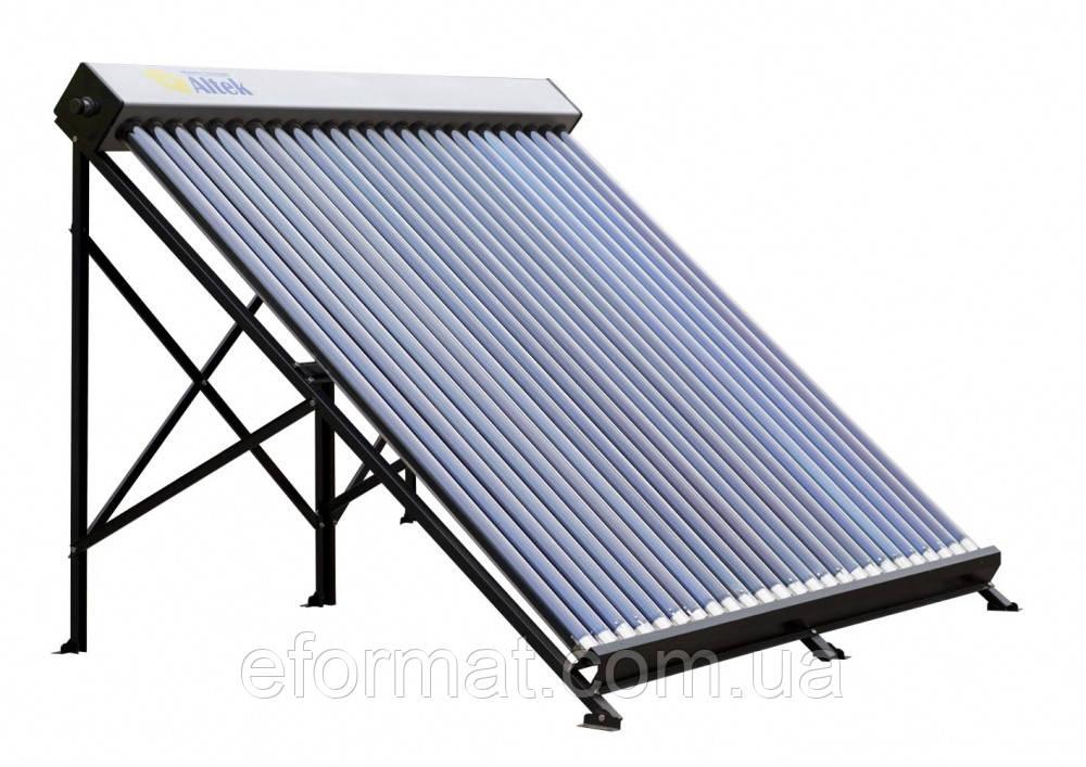 Всесезонный солнечный коллектор Altek SC-LH2-20, 200 л/сутки