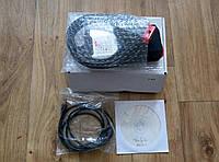 Мультимарочный диагностический сканер Delphi DS150E с официальным ПО и переходниками