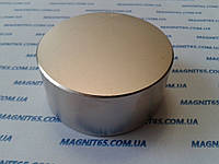 Неодимовый магнит 55*25 100 кг в Украине