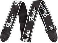 "Fender Woven ""Running"" гитарный ремень, с логотипом"
