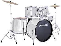 Maxtone MXC3005 White ударная установка из 5-ти барабанов