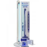 Облучатель бактерицидный бытовой ОББ 30 П (бактерицидная лампа OZONE)