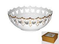 Корзина для сладостей Золотая лилия 12.5 см. SNT 9735