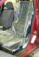 Накидка на сиденье  Plastic Seat Covers (. 80 х 130 см) Colad