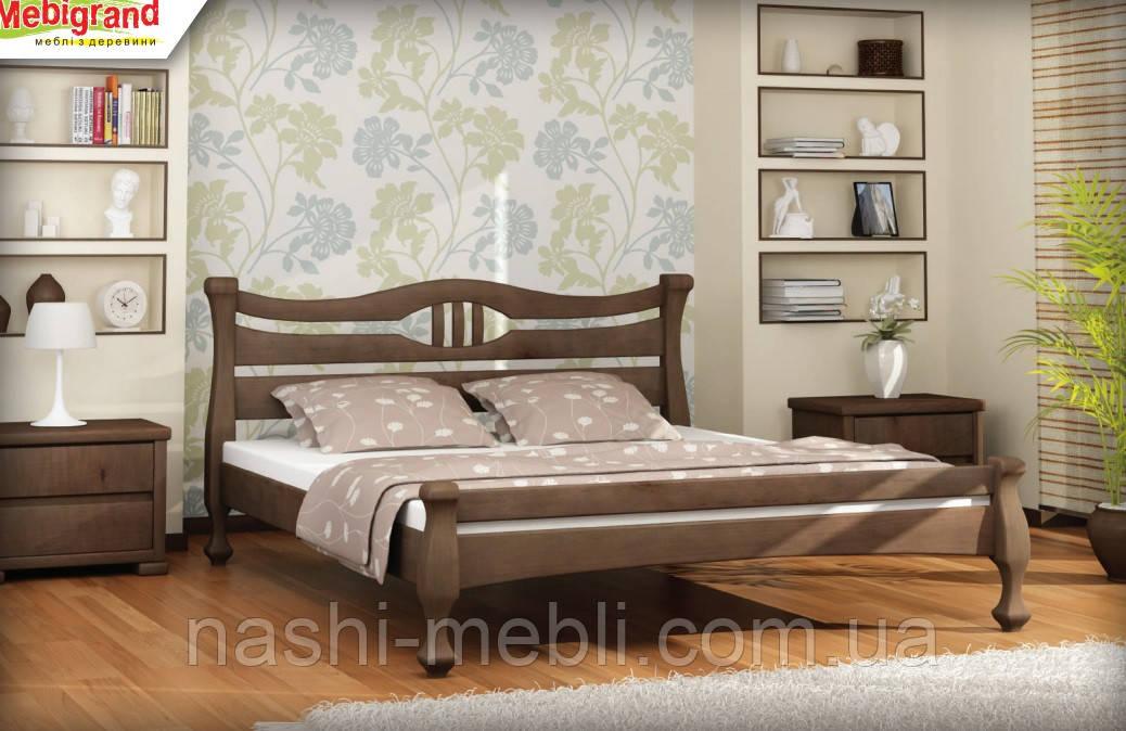 Двоспальне ліжко Даллас МГ