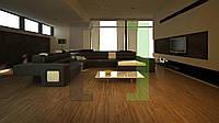 Дизайн-проект интерьера - гостиная