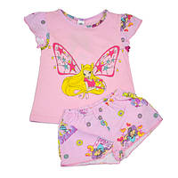 Детская летняя пижама Valeri tex